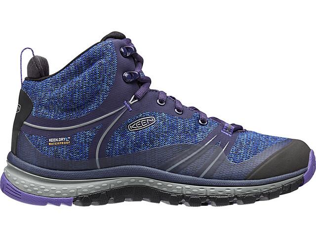 Keen Terradora WP Mid Shoes Dame astral aura/liberty
